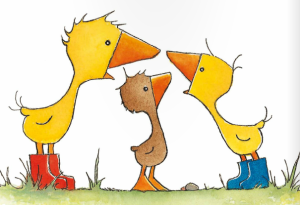 Gonnie-en-Gijsje-en-Ollie-natuurlijk-Illustratie